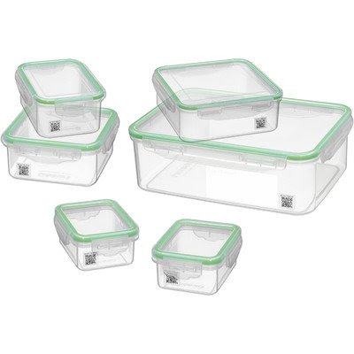 SmarTrack 12-Piece Food Storage Solution Container Set | Cuisinart