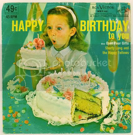 Vintage Birthday Pictures, Images and Photos