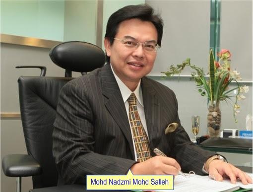 Najib Razak Cronies - Mohd Nadzmi Mohd Salleh