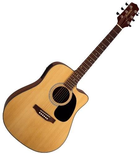 jasmine by takamine takamine jasmine es33c acoustic electric guitar w case. Black Bedroom Furniture Sets. Home Design Ideas