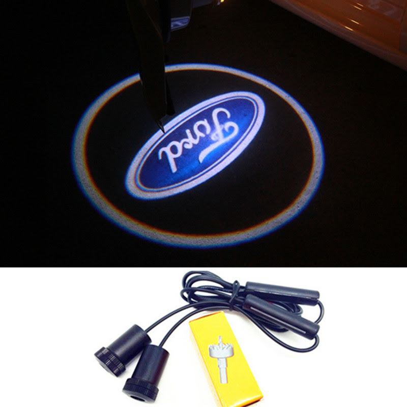 2019 12v Led Car Door Logo Laser Projector Light Projection Custom