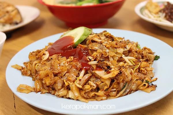 Kueh Teow Goreng
