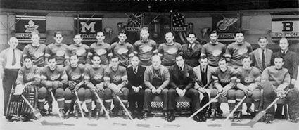 1936-367Detroit Red Wings team, 1936-367Detroit Red Wings team