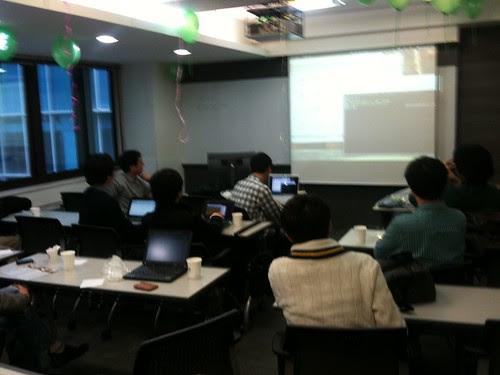 GNOME3 Korea Launch Party
