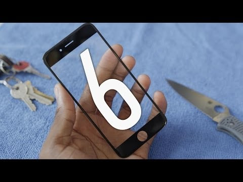 Watch the screen iPhone 6 Tortured