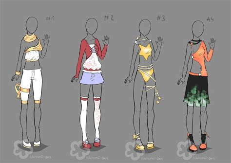images  anime clothes ideas  drawing