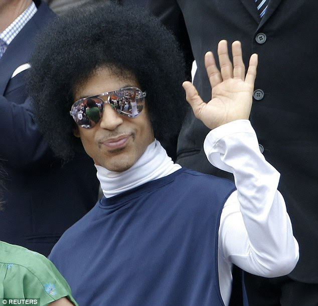 Prince has died aged 57 at his estate in Minnesota