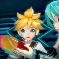 Hatsune Miku, Screenshot, Video Games, Vocaloid
