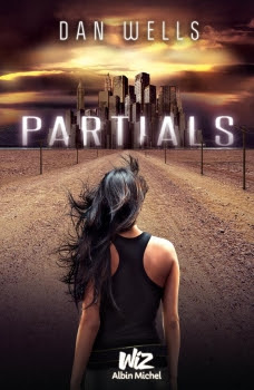 Couverture Partials, tome 1