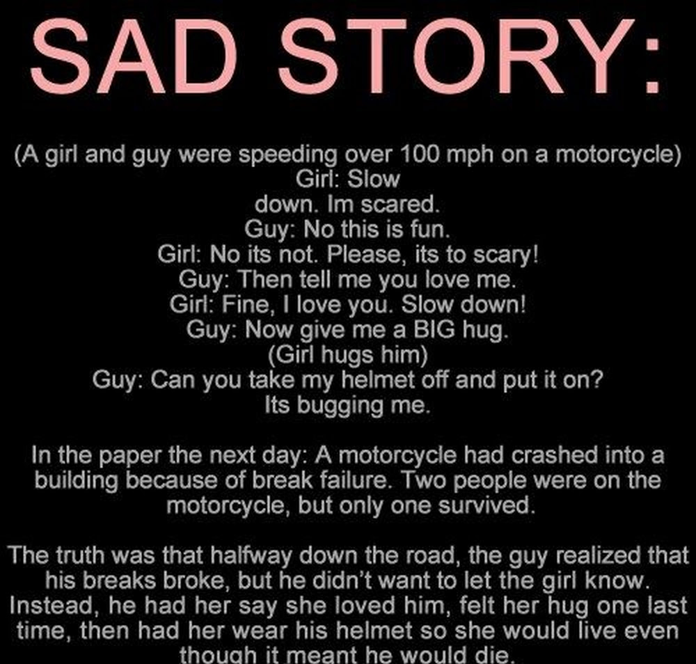 Quotes About Sad Story 63 Quotes