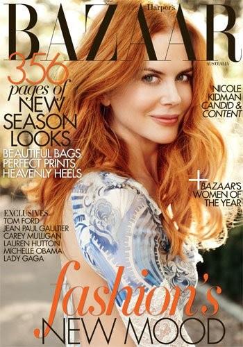 rosie huntington whiteley hair color. Nicole Kidman with hair color