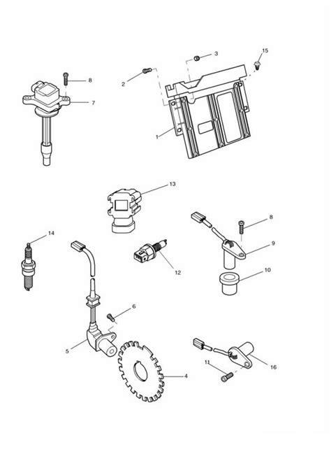2000 Triumph Daytona Sensor. Barometric pressure. System