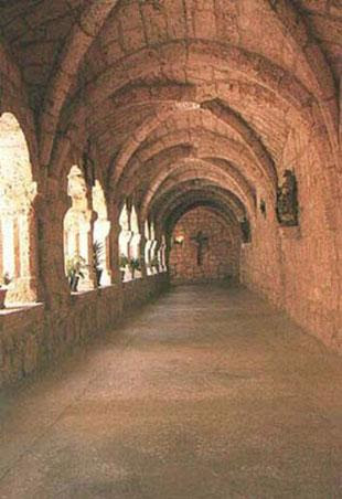 Resultado de imagen de Monasterio de la Asunción (Castil de Lences)