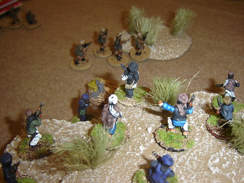 Taliban reinforcements arrive
