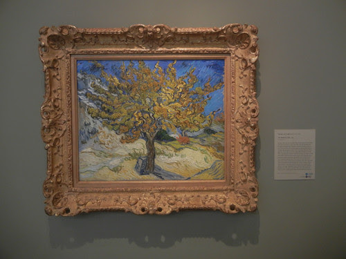 DSCN7766 _ The Mulberry Tree, October 1889, Vincent van Gogh (1853-1890), Norton Simon Museum, July 2013