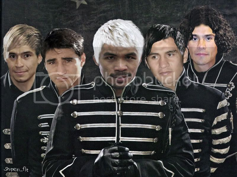 my chemical pacquiao