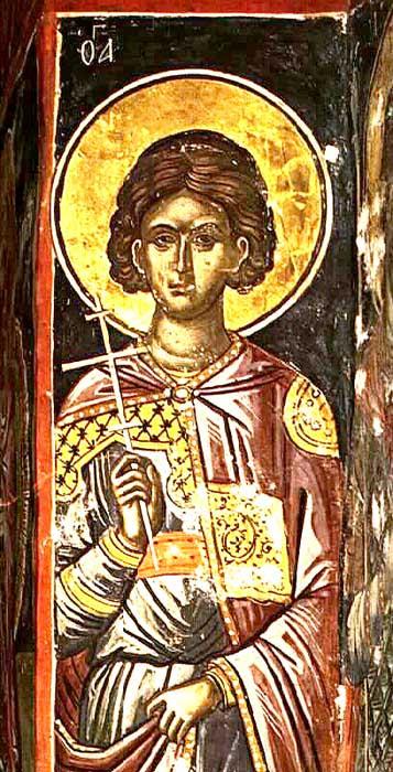 ST. VINCENT, the Deacon, Martyr