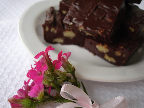 Fabulous Five-Minute Fudge