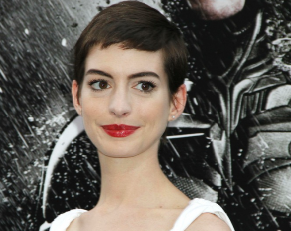 The Dark Knight Rises Anne Hathaway Parla Del Nuovo Film Su Catwoman