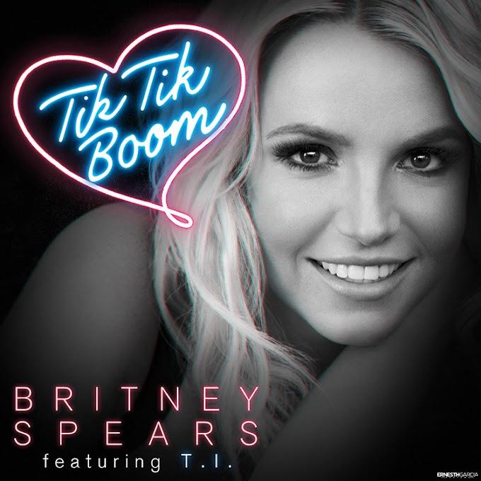 Britney Spears Feat. T.I. - Tik Tik Boom (The Remixes Vol. 2)