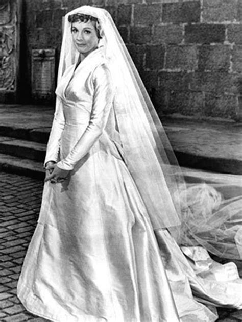 The Wedding Dress from The Sound of Music ? RACHAEL MCPHERSON