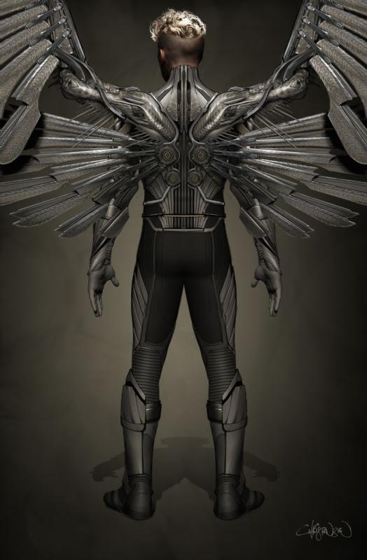 Men Apocalypse': New Details About Apocalypse's Powers, Four ...