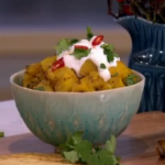 Phil Vickery tomato and bean curry recipe on This Morning ...