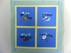 QuiltingDiva's Project QUILTING Entry