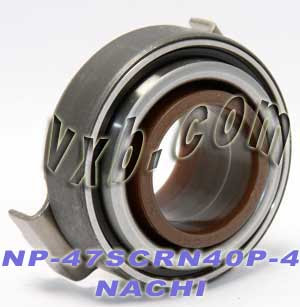 NP-47SCRN40P-4 Nachi Self-Aligning Clutch-Release Bearing 31x47x23:Japan:Ball Bearing