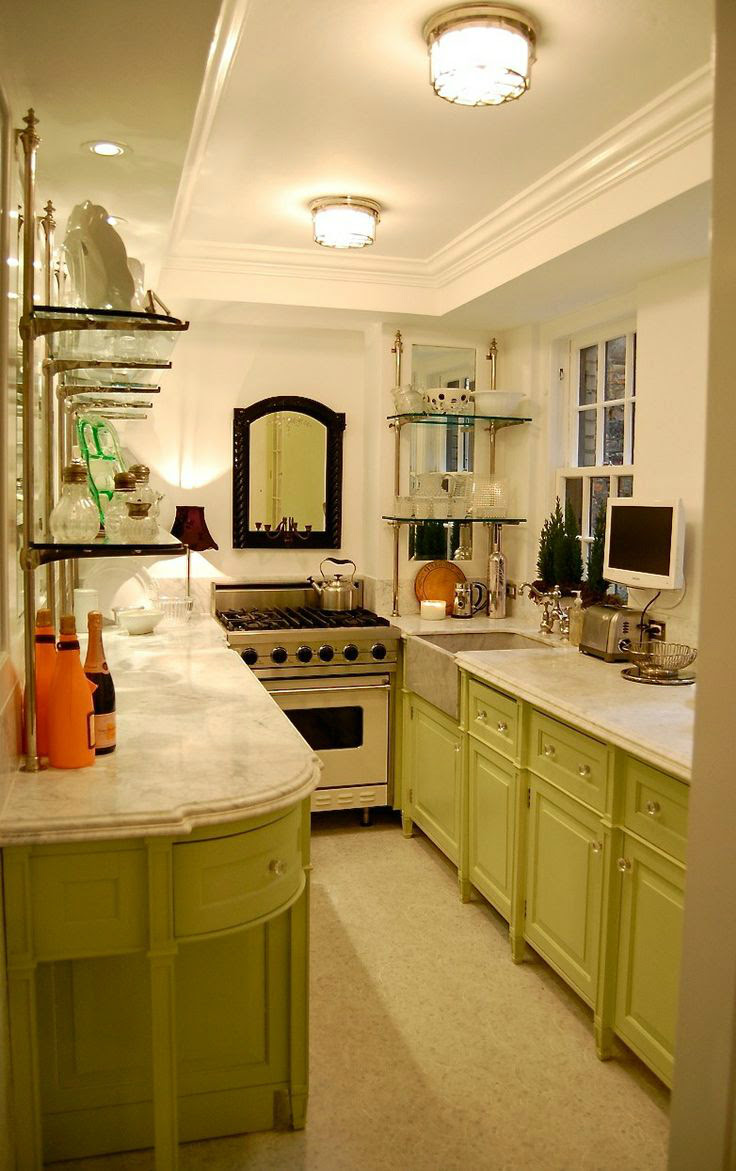 3 Best Kitchen Layout Ideas for House with Small Space ...