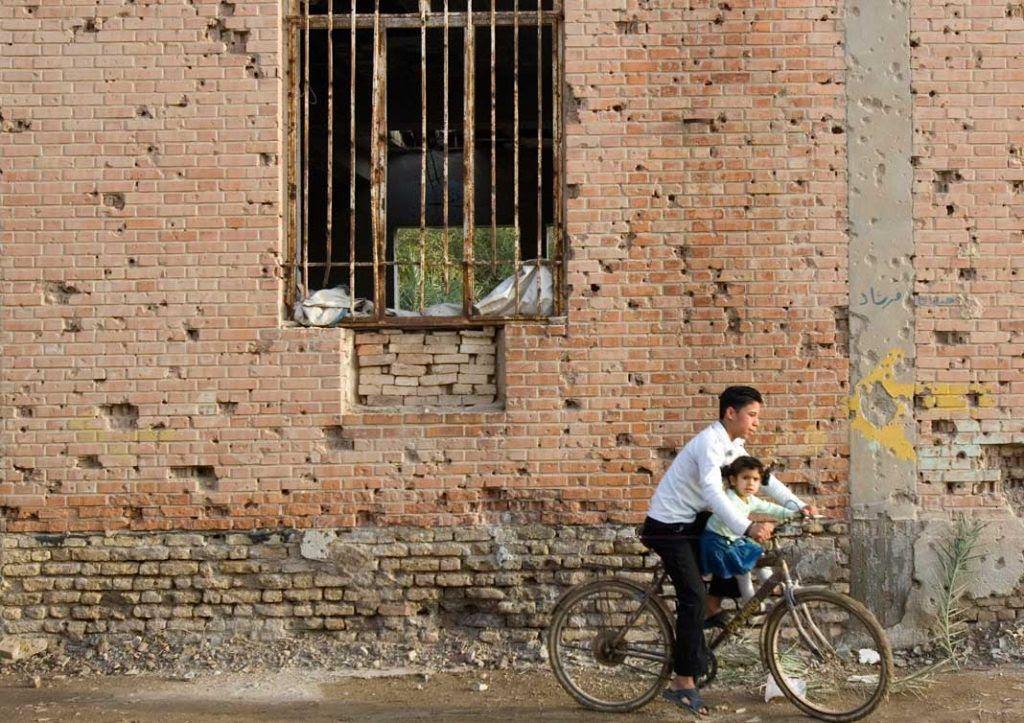 خرمشهر، آوریل ۲۰۰۷ Reuters©