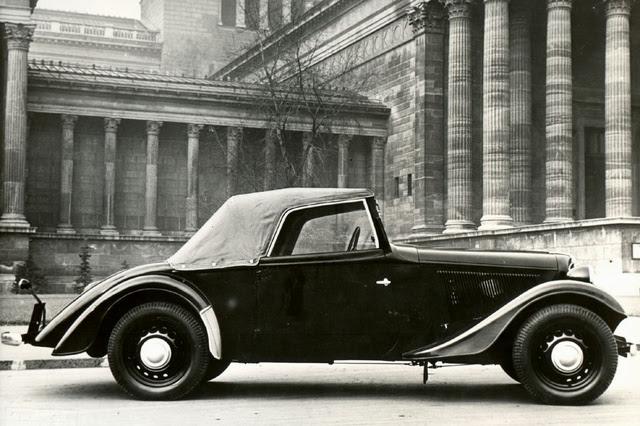 Sokak szerint az Adler alvázas Uhri Cabriolet a legszebb hazai gyártású autó