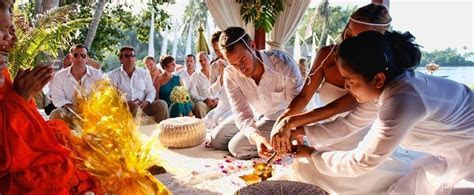 Buddhist ceremonies ? Personal Ceremonies: Marriage