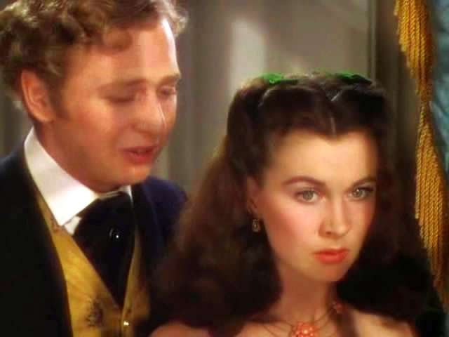 Gone With The Wind Quote Miss Ohara Would You Marry Me Cornel1801