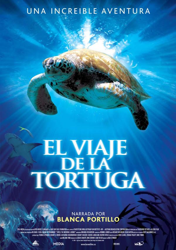 El viaje de la tortuga (Nick Stringer, 2.009)