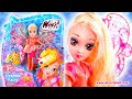 Winx Club - STELLA COSMIX - Doll Review