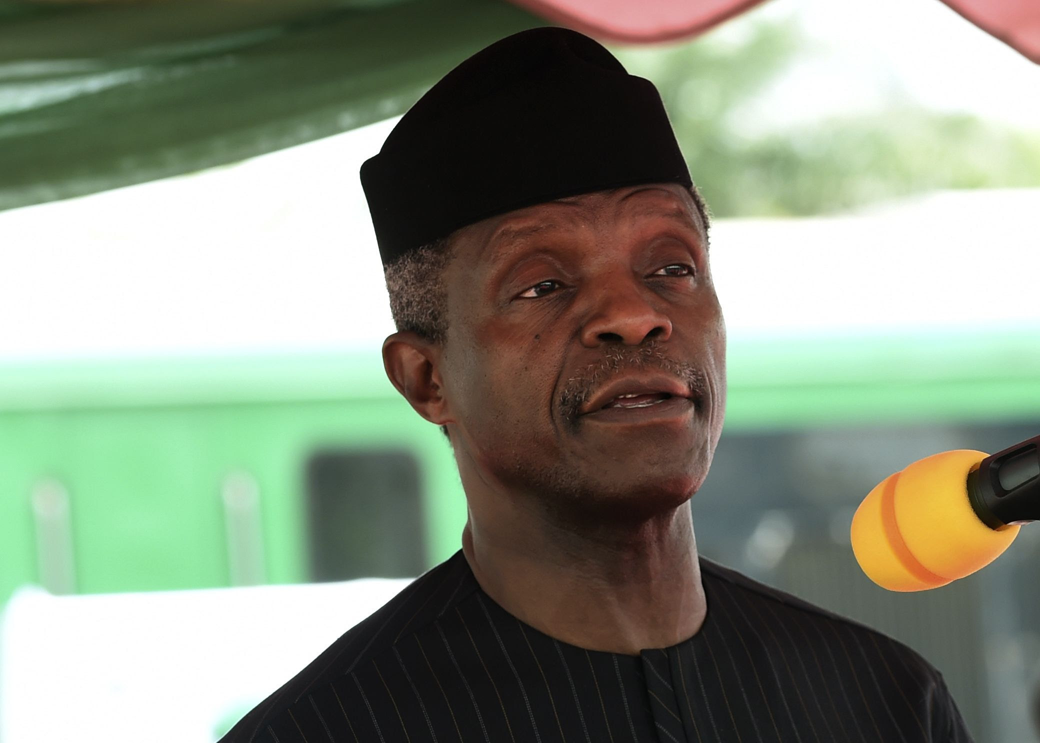 Osinbajo has Good News for Low Income Nigerians