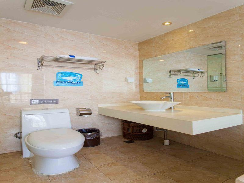 7 Days Inn Shaoguan East Railway Station Sitong Market Branch Reviews