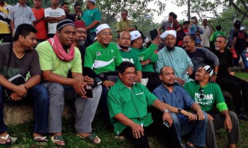 Demo Hindar atau berkelah di Padang Merbok?