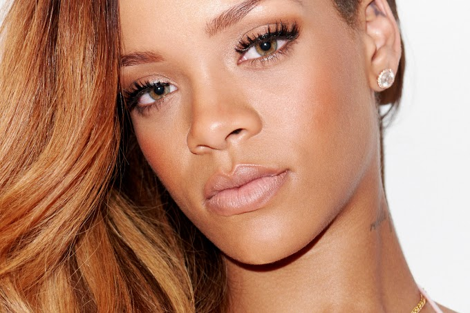 Rihanna - Takes to Instagram, BUT was it for Chris Browns Benefit???