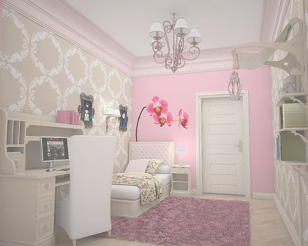 Luxury Small Bedroom For Teenage Girl - Ideas House Generation