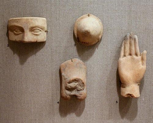 Terracotta votives