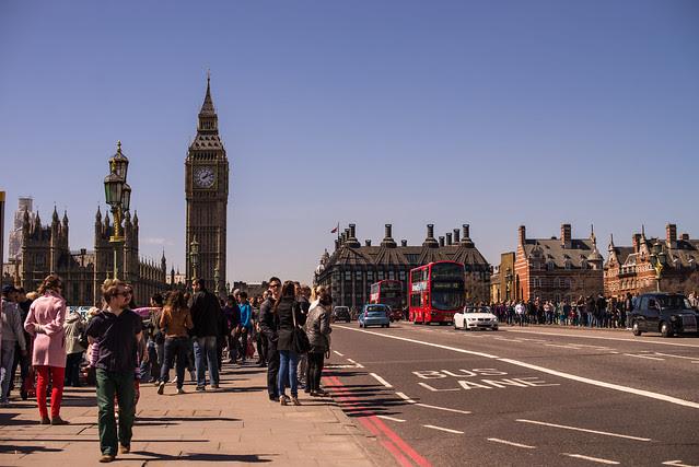 London, 20 avril 2013