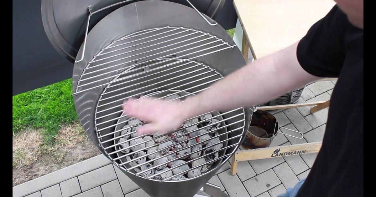 Grandhall Holzkohlegrill Xenon Test : Holzkohlegrills elektrogrill: höfats cone test