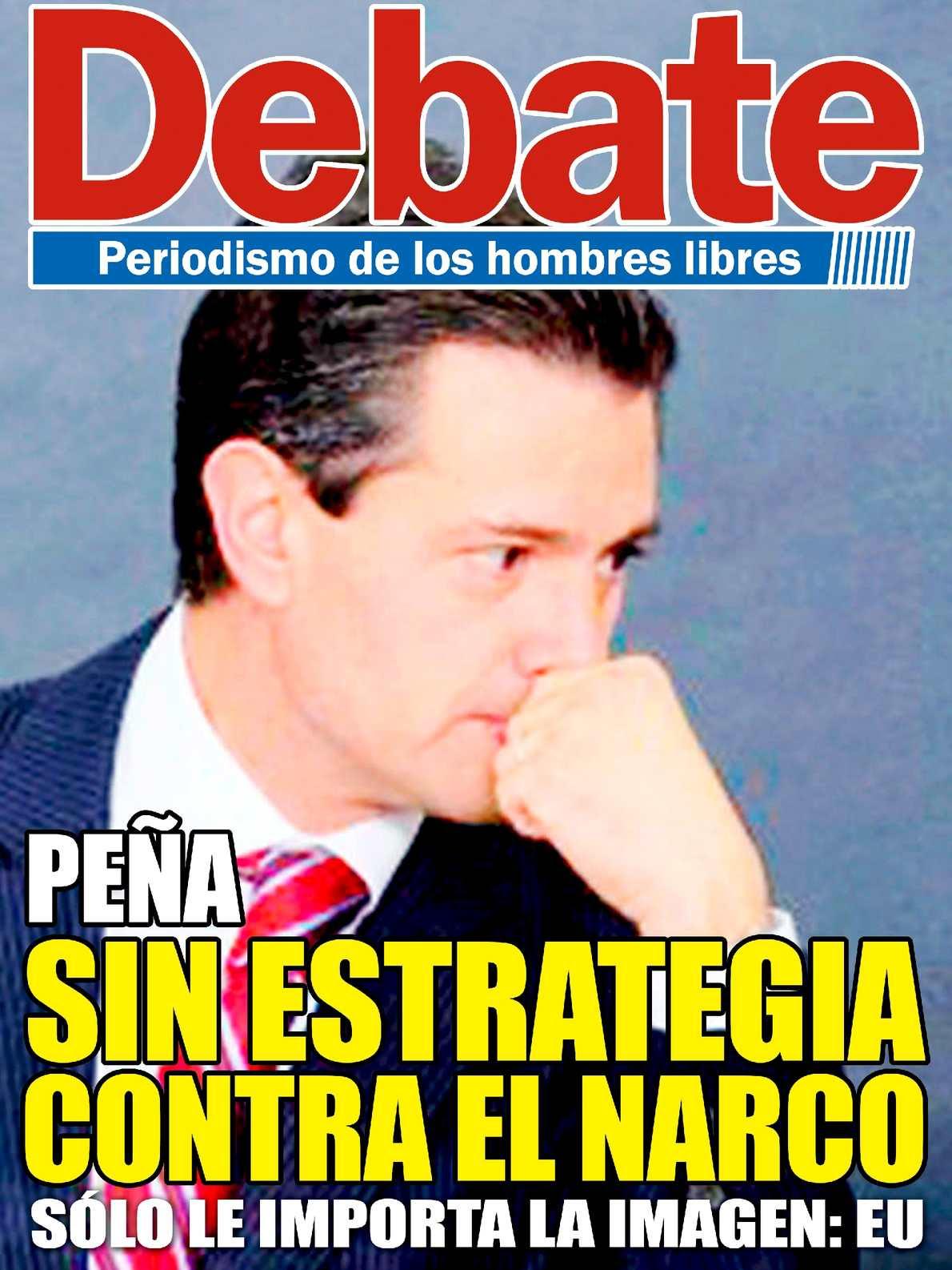 Resultado de imagen para Carteles alusivos de Peña Nieto y felipe calderón con el narco