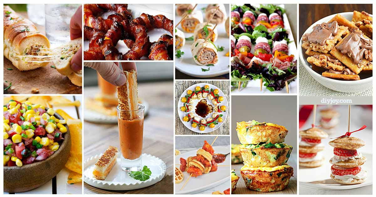 best diy party food ideas 2