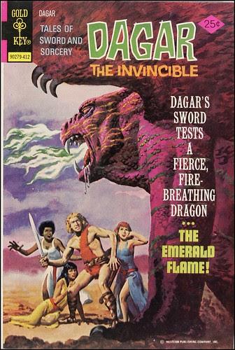 Dagar the Invincible #10