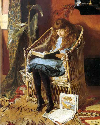 Mary Gow, Fairy Tales, 1880s