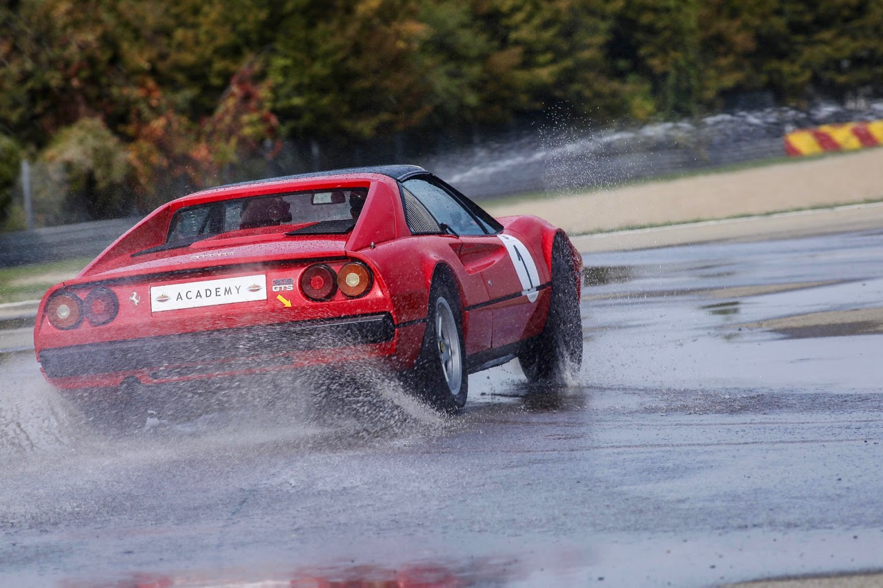 Classic Ferrari Driving At Fiorano Car Guy Chronicles