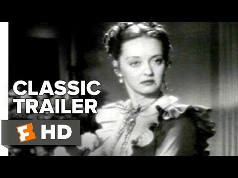 Jezebel (1938) Official Trailer - Bette Davis Movie
